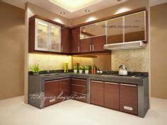 desain lemari bawah tangga desain lemari kaca bawah tangga finish hpl motif kayu