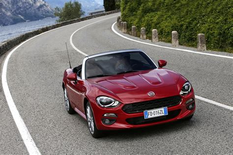spider 124 fiat fiat 124 spider convertible supercars net