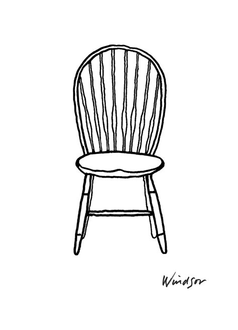 Chair Drawings by Sketch Of Chair By Conran Home Chairs