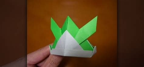 How To Make A Origami Samurai Helmet - how to make a tsuno kabuto samurai helmet out of origami