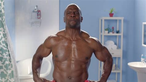terry crews white chicks painting terry crews latest old spice ad reveals lots about his