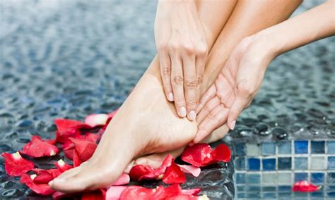 Aqua Chi Foot Detox by Aqua Chi Foot Detox Baths Health By Groupon