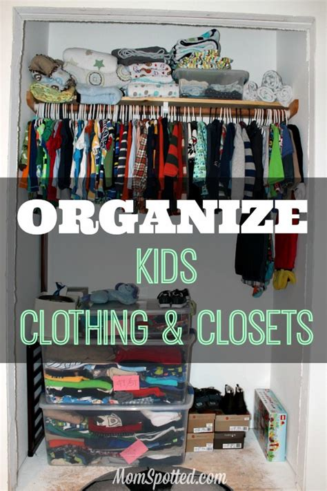 How To Store Shirts In Closet by How I Organize Toddler S Clothing And Closet Momspotted