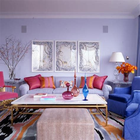 colorful living room living room