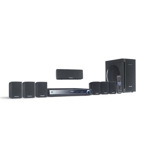 panasonic sc bt203 1000w 7 1 channel disc home