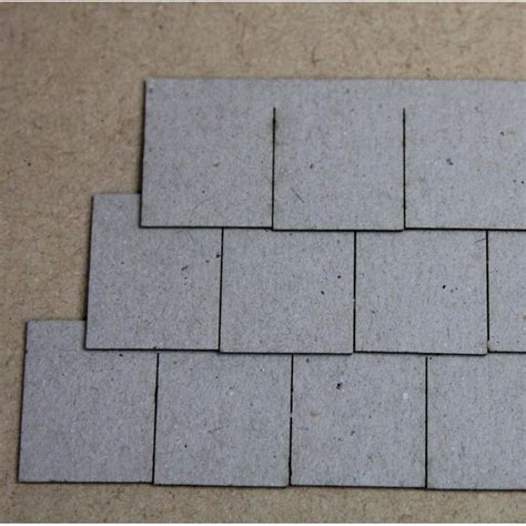 dolls house roof dolls house roof tiles slate strips x12 bct10