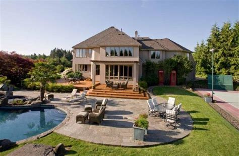 houses in oregon brandon roy s house tualatin oregon pictures and rare facts