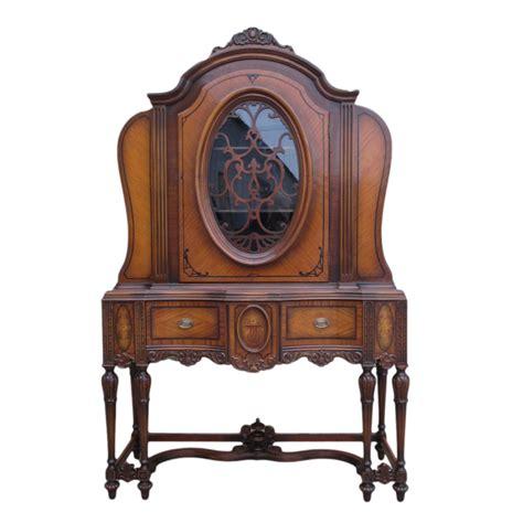 antique couches american antique walnut china cabinet antique furniture