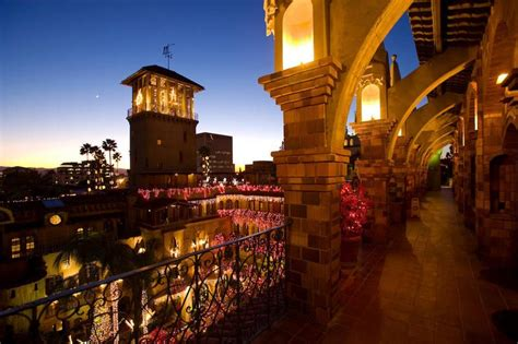 light festival san bernardino the historic mission inn located in riverside california