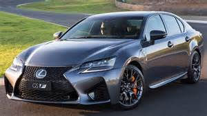 Lexus Ogden Lexus Gs F 2016 Review Road Test Carsguide