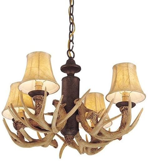 antler chandelier ceiling fan antler ceiling fan light kit chandelier mc116oc