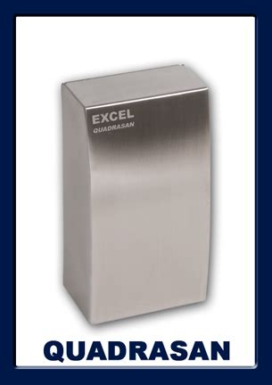 dispense excel excel quadrasan auto sanitiser dispenser