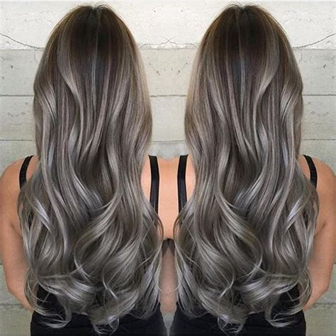 7 Tips For Colouring Grey Hair by 25 Best Ideas About Gray Hair Highlights On