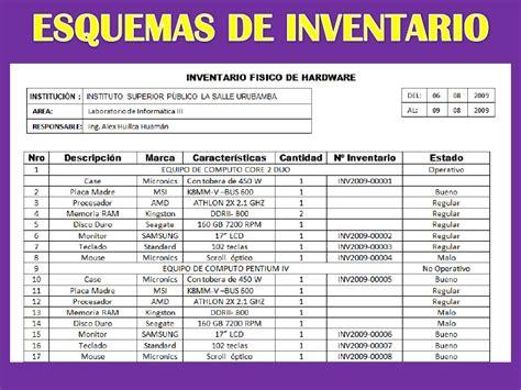 formato de inventarios permanente en unidades formato de inventarios newhairstylesformen2014 com