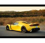 2011 Hennessey Venom GT Outdoor Photoshoot  Rear And Side