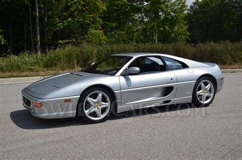 1995 f355 for sale 1995 f355 gtb for sale at switchcars inc