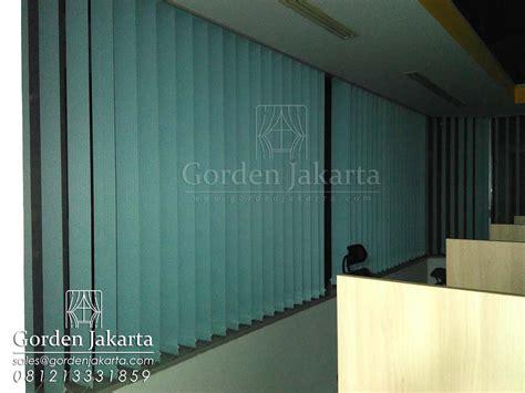 Tirai Blind harga tirai vertical blind blinds jakarta