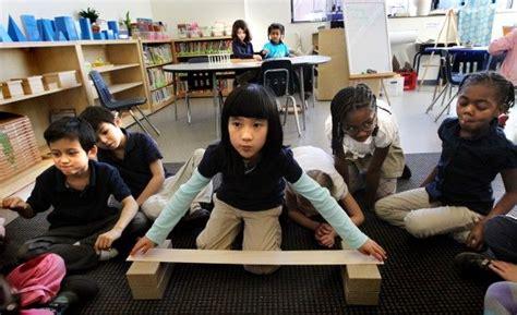 City Garden Montessori by Charter School S Success Boosts City Neighborhoods
