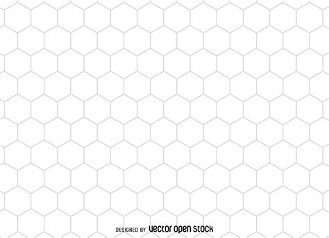 pattern design net hexagonal honeycomb pattern vector download