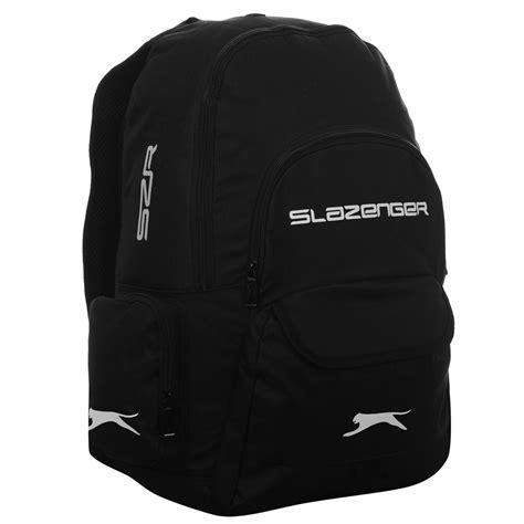 bag with sneaker compartment slazenger dual backpack rucksack bag breathable shoe