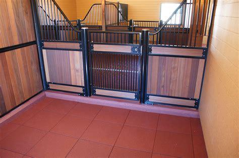 barn floor horse stall flooring alyssamyers