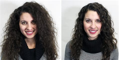 brazaillan blowout for curly hair what a brazilian blowout looks like on curly hair and
