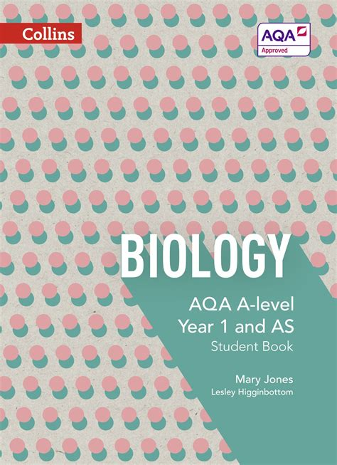 aqa a level year biology aqa a level year 1 and as student book by bailey mike 9780007590162 brownsbfs