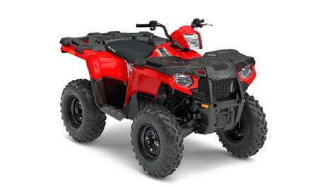 polaris atv polaris 2017 atv lineup atv illustrated
