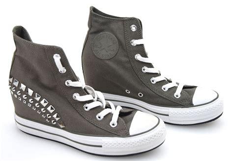 scarpe con la zeppa interna scarpe converse con zeppa interna demarinismatteo it