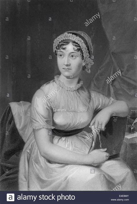 jane austen short biography english jane austen 1775 1817 an english novelist stock photo