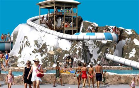 theme park uae iceland water park plans theme park in abu dhabi