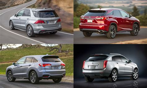 toyota suv usa best selling luxury suvs in america 187 autonxt