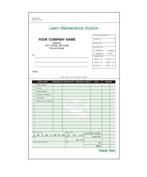 electrical invoice template free roof invoice template simple