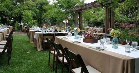 backyard ideas on a budget backyard wedding ideas on a budget