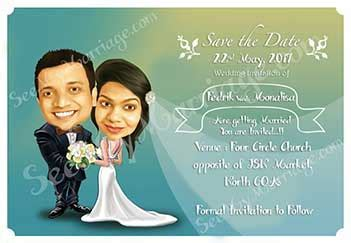 Online Wedding Card Maker   Design and Print a Wedding E