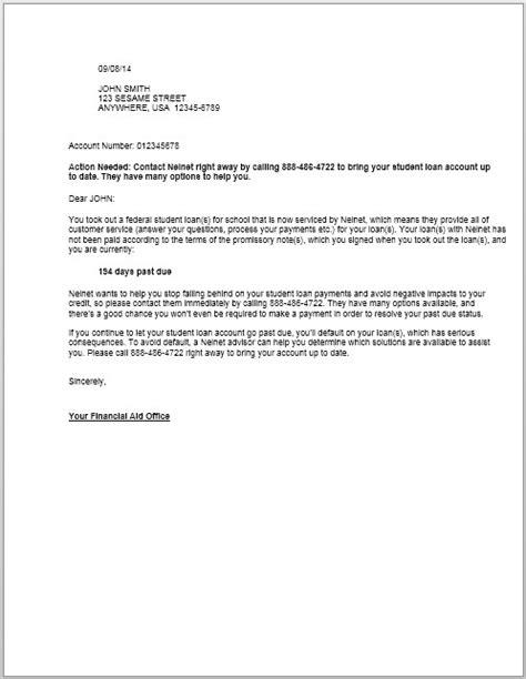 student loan forbearance letter exle docoments ojazlink