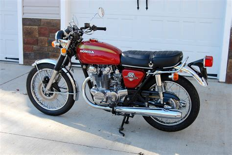 honda cb 450 restored honda cb450 1974 photographs at classic bikes
