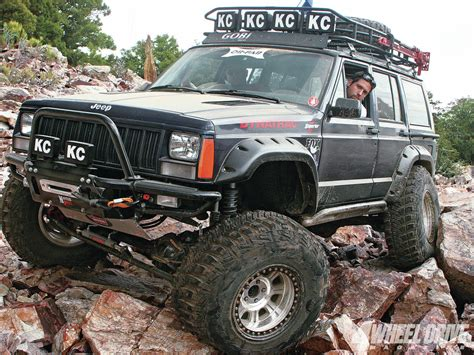 Jeep Offroad Parts Transplant Patient 1996 Jeepcherokee Xj This Jeep Xj