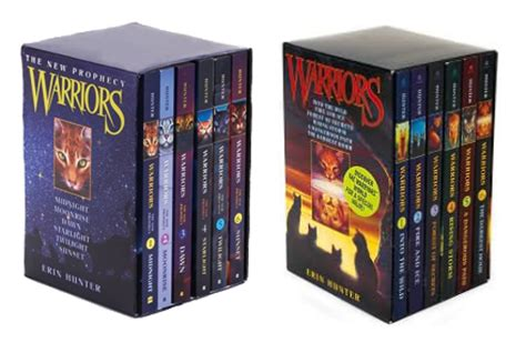 the series books warriors novel series