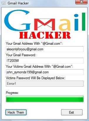 tutorial hack gmail password how to hack gmail password using gmail hacker tutorial
