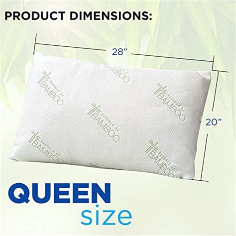 bed pillows that stay cool bamboo pillow stay cool pillow hotel quality fiber filled
