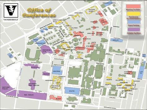 Vandy Finder Vanderbilt Map Search Maps