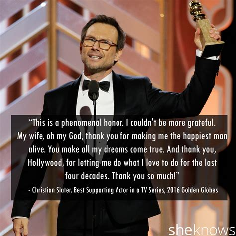 best golden globe speeches 2016 golden globes winners best excerpts from the