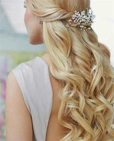 blonde hairstyles for prom 30 best prom hairstyles for long curly hair long