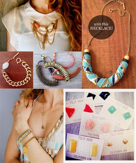 Handmade Stuff - win cool stuff tilly doro handmade necklace the budget