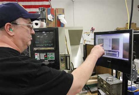 micro tool company live monitoring results in productivity gains