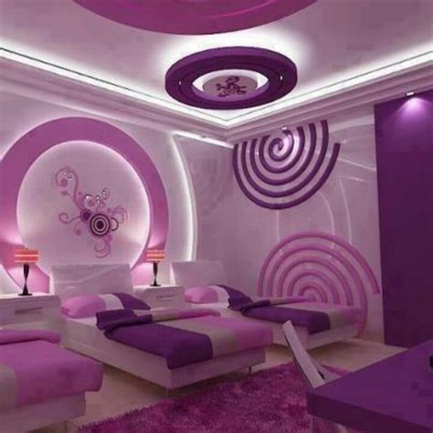 purple and pink bedroom pink and purple room cute picture pinterest