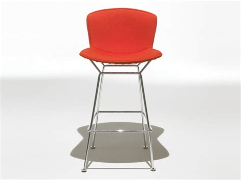 knoll bar stools buy the knoll bertoia bar stool fully upholstered at nest co uk