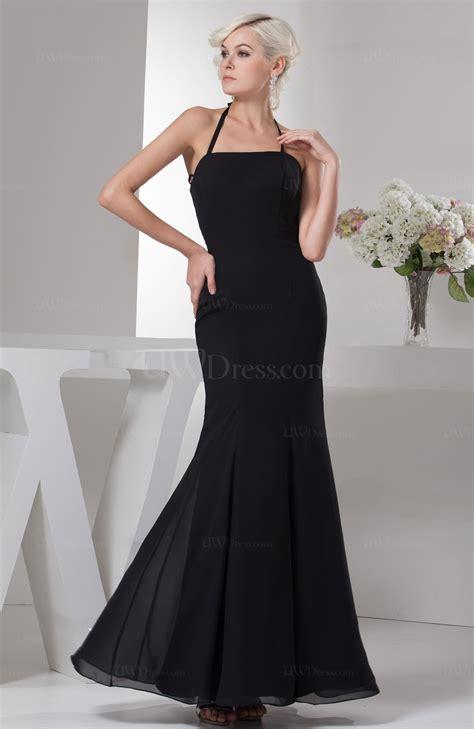 black sexy prom dress unique formal classy amazing plain