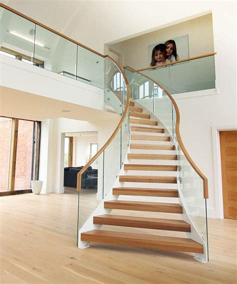 New Staircase Step Designs Home Modern New Staircases Section